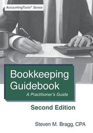 Bookkeeping Guidebook by Steven M. Bragg