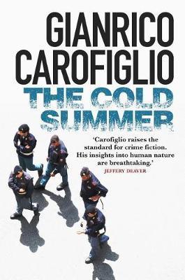The Cold Summer by Gianrico Carofiglio image