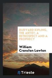 Rudyard Kipling, the Artist by William Cranston Lawton image
