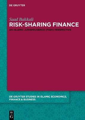Risk-Sharing Finance by Saad Bakkali