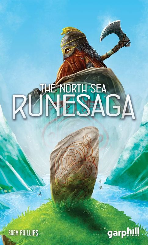 The North Sea: Runesaga - Game Expansion