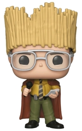 The Office - Dwight Schrute (Hay King) Pop! Vinyl Figure image