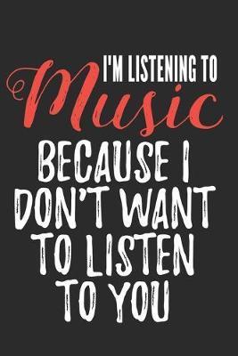 I'm Listening to Music by Hafiz Aldino