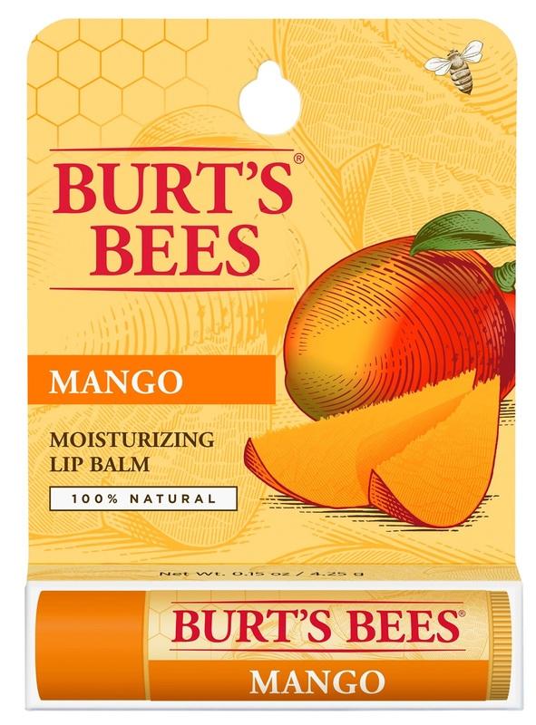 Burt's Bees: Lip Balm Tube - Mango Butter (4.25g)