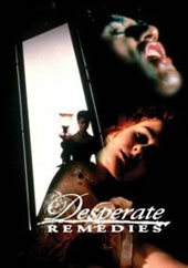 Desperate Remedies on DVD