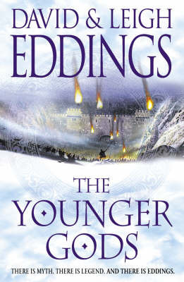 The Younger Gods: Bk. 4 by David Eddings