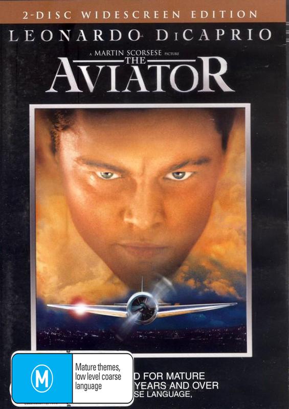 Aviator, The  (2 Disc Set) on DVD