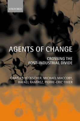 Agents of Change by Charles Heckscher image
