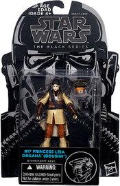 "Star Wars The Black Series: Princess Leia Organa (Boushh) 3.75"" Action Figure"