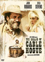 The Ballad Of Cable Hogue on DVD
