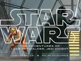 The Adventures of Luke Sykwalker, Jedi Knight by Star Wars