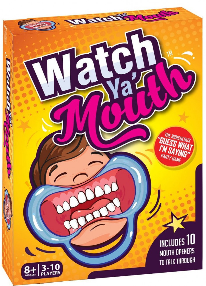 Watch Ya Mouth image