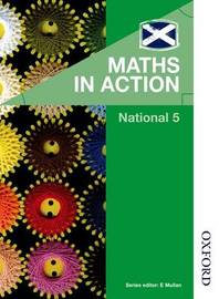 Maths in Action National 5 by Robin Howat