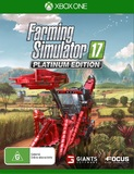 Farming Simulator 17 Platinum Edition for Xbox One