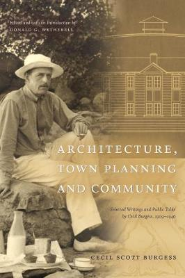 Architecture, Town Planning and Community by Cecil Scott Burgess image