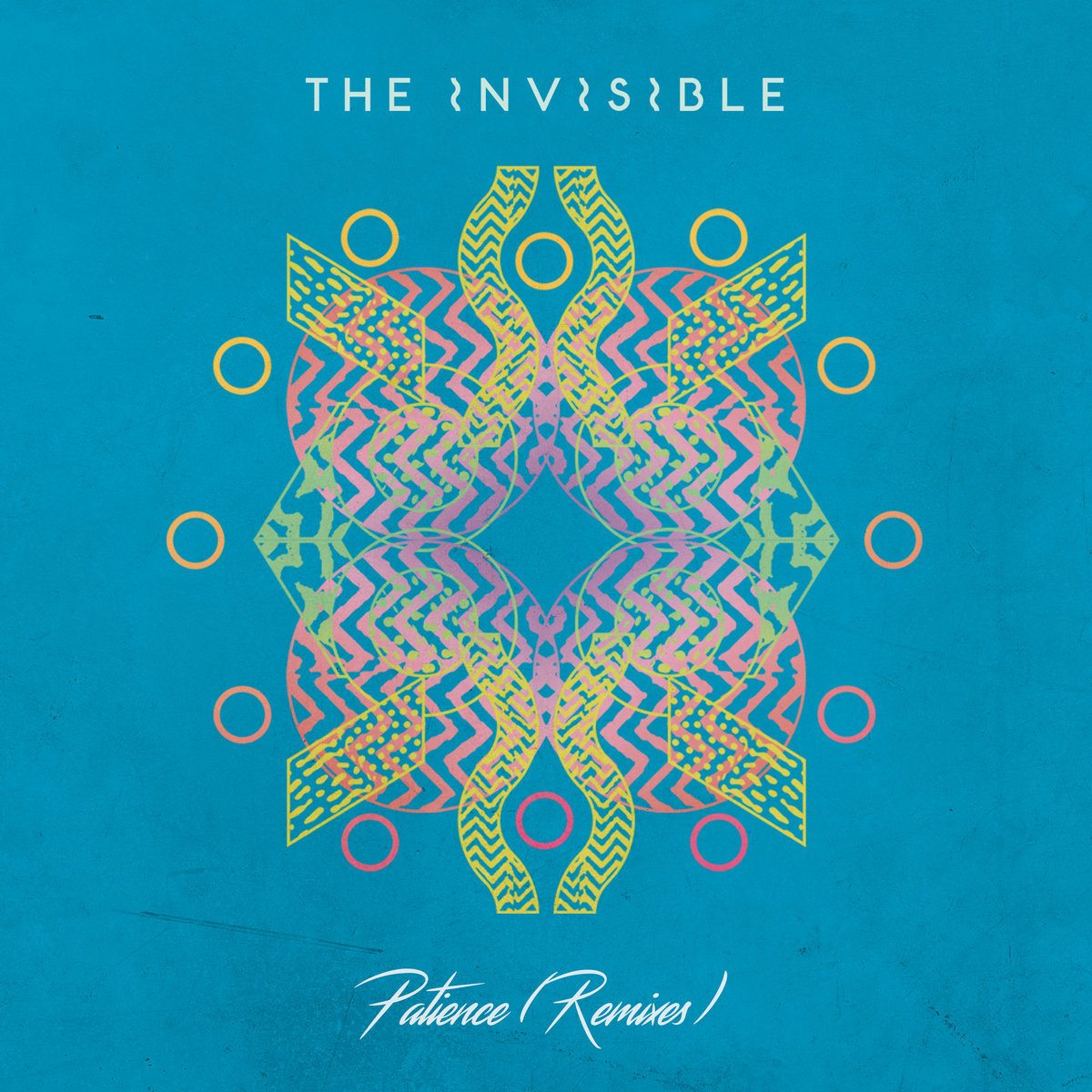 "Patience Remixes (12"") by The Invisible image"