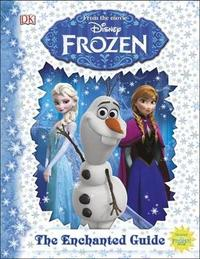Disney Frozen: The Enchanted Guide by DK
