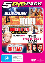 5 DVD Pack (Blue Crush / Honey / Bring It On - All Or Nothing / Perfect Man / American Dreamz) (5 Disc Set) on DVD
