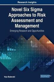 Novel Six SIGMA Approaches to Risk Assessment and Management by Vojo Bubevski