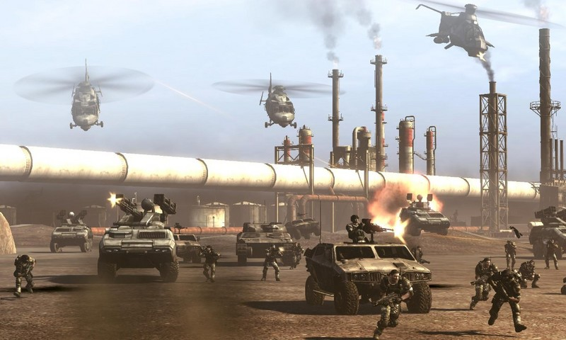 Frontlines: Fuel of War (Gamer's Choice) for PC Games image