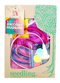 Seedling: Make your Own Unicorn Headband image