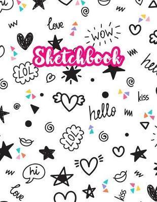 Sketchbook by Daisy Ramirez