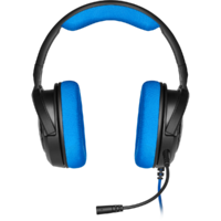 Corsair HS35 Stereo Gaming Headset (Blue) for PC image