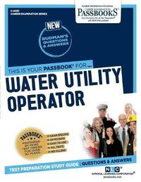 Water Utility Operator by National Learning Corporation image