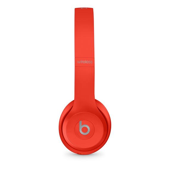 Beats: Solo3 Wireless Headphones - Red image