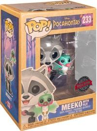 Pocahontas: Meeko & Flit (Earth Day) - Pop! Vinyl Figure