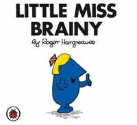 Little Miss Brainy V25: Mr Men and Little Miss by Roger Hargreaves