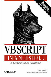 VBScript in a Nutshell by Paul Lomax image