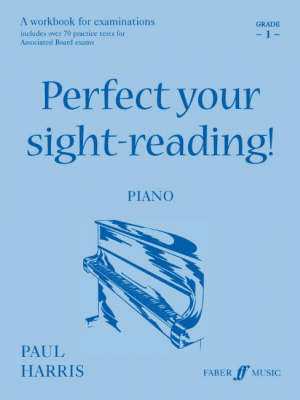 Perfect Your Sight-reading! by Paul Harris image