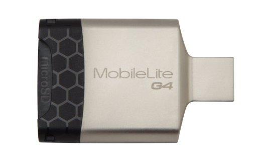 Kingston USB 3.0 MobileLite G4 Card Reader