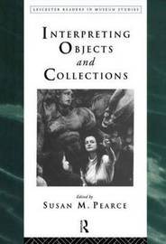 Interpreting Objects and Collections by Susan Pearce image