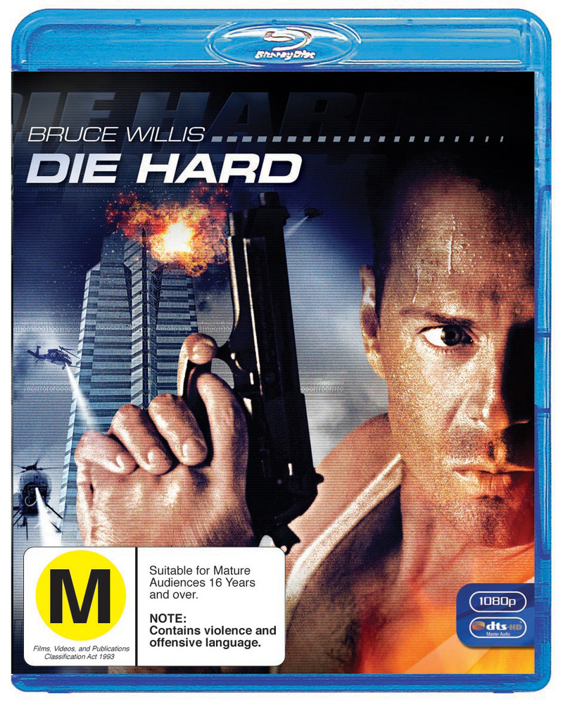 Die Hard on Blu-ray image