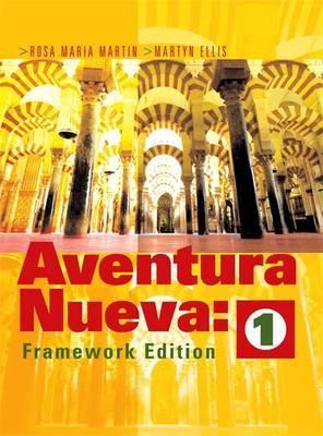 Aventura Nueva 1: Pupil's Book by Martyn Ellis image