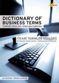 Dictionary Of Business Terms Turkish-english/english-turkish by Birsen Cankaya image