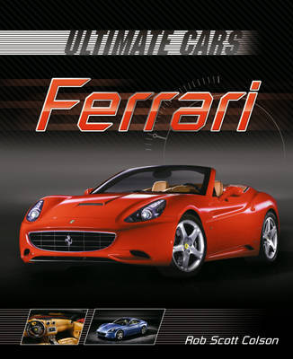 Ferrari by Rob Scott Colson