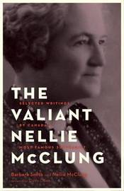 The Valiant Nellie McClung by Barbara Smith image