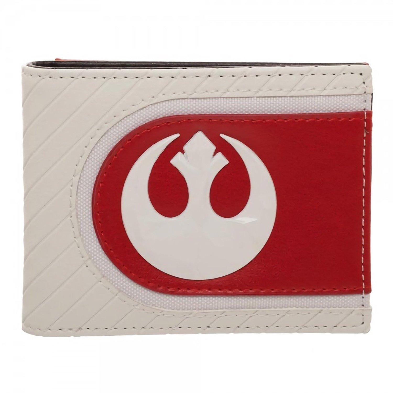 Star Wars Episode 8 Rebel Bi-Fold Wallet image