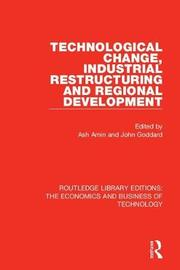 Routledge Library Editions: The Economics and Business of Technology (50 vols) by Various ~