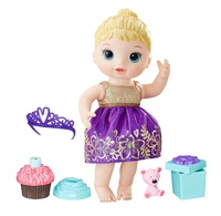Baby Alive: Cupcake Birthday Doll (Blonde)