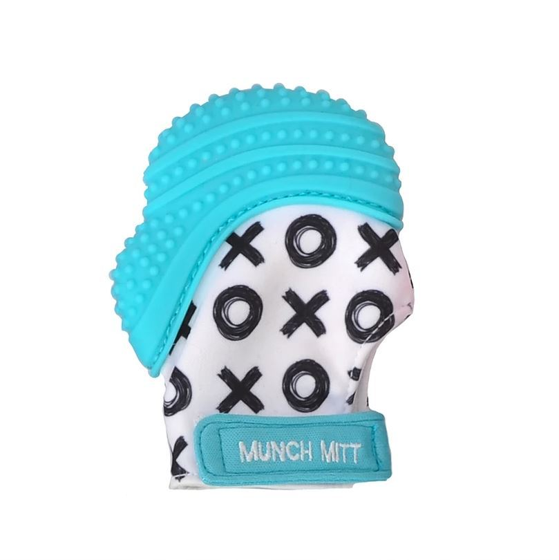 Munch Mitt - Blue X And O image