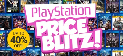 PlayStation Price Blitz