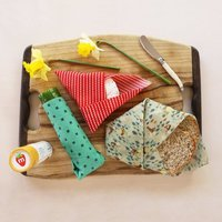 Munch Beeswax Food Wraps Twin Pack (Small)
