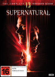 Supernatural: Season 13 on DVD