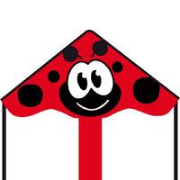 "HQ Kite: Ladybug - 33"" Eco Kite"