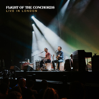 Flight Of The Conchords - Live In London (2CD) by Flight of the Conchords image