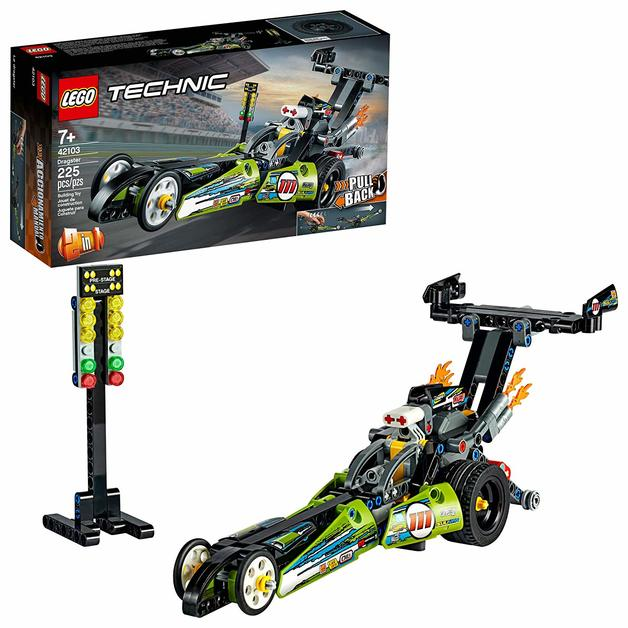 LEGO Technic: Dragster - (42103)